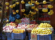 Anand Swaroop Manchiraju - FRUIT SELLING IN NEPAL