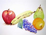 Tara Bennett - Fruit Still Life