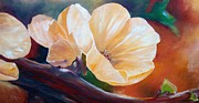 World No. 1 Paintings - Fruits Bloom by Andreas Wemmje