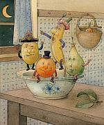 Fruits Print by Kestutis Kasparavicius