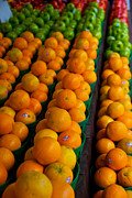 Orange Photos - Fruits by Mike Horvath