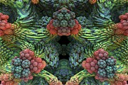 Fractal - Fruits of Our Labor by Lyle Hatch