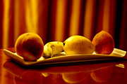 Mango Acrylic Prints - Fruits of Patience Acrylic Print by Syed Aqueel