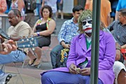 Real People Art Photos - Frustrated Joker by Jerry Patterson