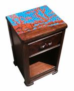 Masterpiece Prints - Ft Lauderdale In Resin - End Table Print by Jason Allen