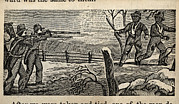 Fugitive Framed Prints - Fugitive Slave Henry Bibb Was Captured Framed Print by Everett