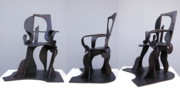 Featured Sculptures - Fugue by John Gibbs