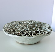 Bowl Ceramics - Full Bowl by Vern Chamness
