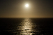 Sea Moon Full Moon Photo Posters - Full Moon Poster by Alexandre Torres