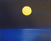 Full Moon Print by Alys Caviness-Gober