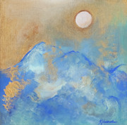 Kate Maconachie - Full Moon Landscape