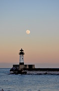 Duluth Art - Full Moon Light by Whispering Feather Gallery