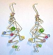 Fun Jewelry - Fun 124 Earring by Lynette Fast