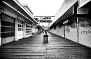 Seaside Heights Prints - Fun to Win Print by John Rizzuto