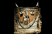 Artefact Photos - Funerary Bundle Head, Chancay Imperial by Tony Camacho