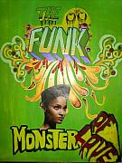 Branden  Collins - Funk Monster