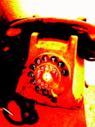 Funk Digital Art - Funky Lebanese 1945 Phone  by Funkpix Photo  Hunter
