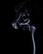 Smoke Art Prints - Furious Print by Bryan Steffy