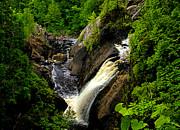 Matthew Winn - Gabbro Falls in the Summertime