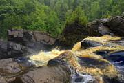 Matthew Winn - Gabbro Falls