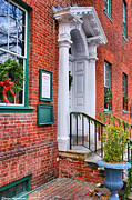 Inn Photos - Gadsby Tavern II by Steven Ainsworth