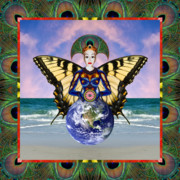 Nature Divine Posters - Gaia Ma Poster by Bell And Todd