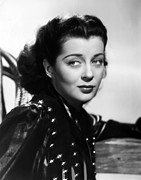 Char-proj Prints - Gail Russell, 1947 Print by Everett