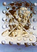 Contemporary Art Photos - Galatea of the Spheres by Granger