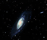 M106 Posters - Galaxy M106 Poster by Mpia-hd, Birkle, Slawik