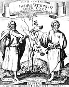 Rational Framed Prints - Galen And Hippocrates, Greek Physicians Framed Print by Science Source
