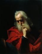 Galileo Galilei Print by Ivan Petrovich Keler Viliandi