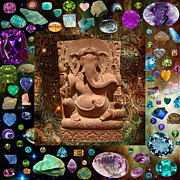 Susan Ragsdale - Ganesha in Space