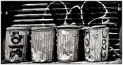 Pails Prints - Garbage Print by Madeline Ellis