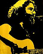 Jerry Prints - Garcia Print by Gayland Morris