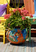 Fish Bowls Photos - Garden 53 by Joyce StJames