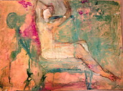 Gail Butters Cohen - Garden Nude