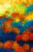 Garden Of Color Print by Garry Staranchuk