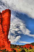 Garden Of The Gods 11 Print by Emily Stauring