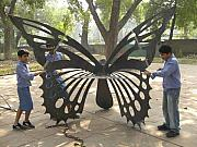 Creative Sculptures - Garden Sculpture by Somesh  Singh