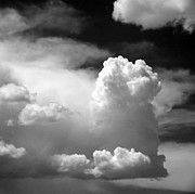 Cloud Formations. Sky Prints - Garfield in the skies Print by Christine Till