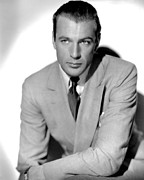Colbw Prints - Gary Cooper, 2436 Print by Everett