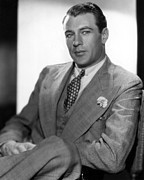 Lapel Photo Posters - Gary Cooper, 61632 Poster by Everett