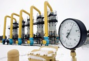 Compressor Prints - Gas Compressor Station In Belarus Print by Ria Novosti