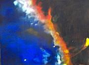 Gas Plume-cygnus Loop Print by Jim Ellis