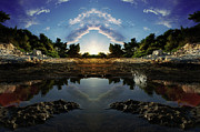Buy Digital Art - Gate To Paradise by Bruno Santoro