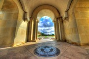 Texas A Prints - Gateway to a New Life Print by David Morefield