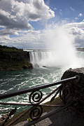 "\""niagra Falls\\\"" Framed Prints - Gateway to Beauty Framed Print by Amanda Barcon"
