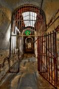 Penitentiary Photos - Gateway to Hell by Evelina Kremsdorf
