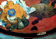 Belle Epoque Photo Prints - Gauguin: Fete Gloanec, 1888 Print by Granger