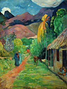 19th Century Photos - GAUGUIN TAHITI 19th CENTURY by Granger